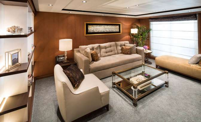 Pinnacle suite van Holland America Line