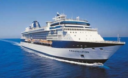 Cruiseschip constellation van rederij celebrity cruises