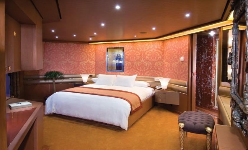 Slaapkamer In Rotterdam.Ms Rotterdam Actuele Prijzen Hutten En Suites