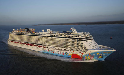 Ship tour Norwegian Breakaway